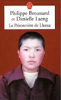 La prisionniére de Lhassa