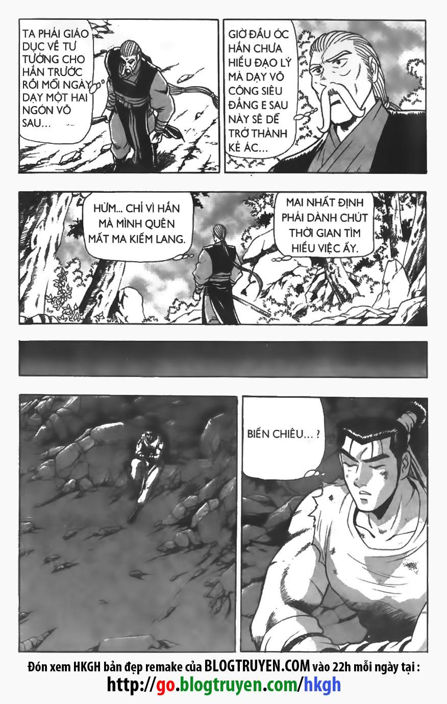 Hiệp Khách Giang Hồ Chap 082
