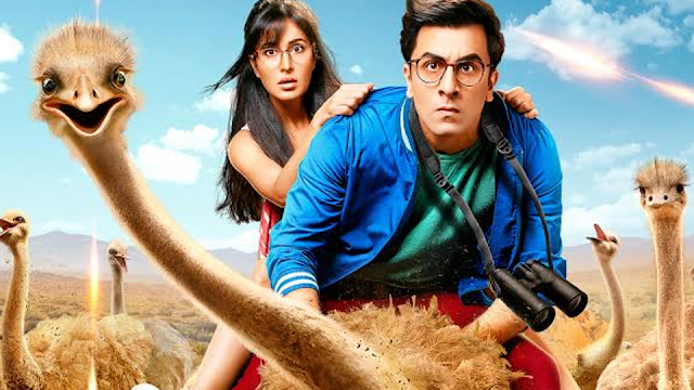 Jagga Jasoos, Movie Review, Poster, Ranbir Kapoor, Katrina Kaif