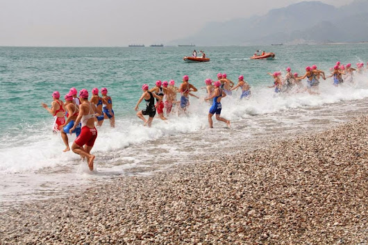 Antalya ETU Triathlon European Cup, Turkey