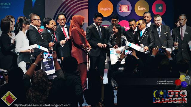 KL GM1M4VLE Getaway : Senarai Penerima Anugerah GM1M4VLE Kebangsaan 2015