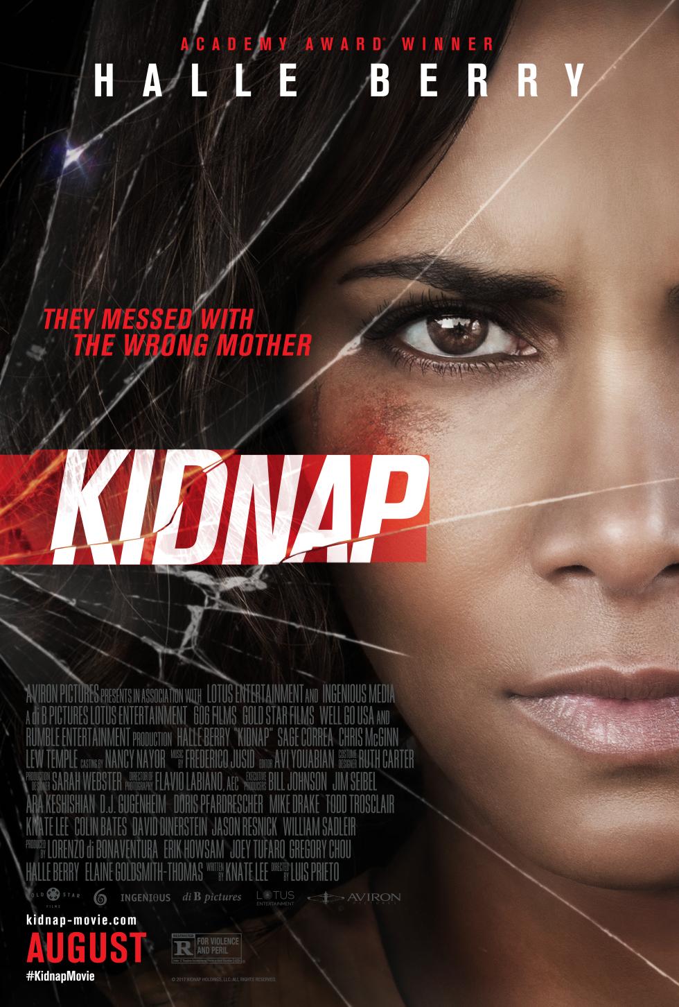 Capa Kidnap Torrent Dublado 720p 1080p 5.1 Baixar