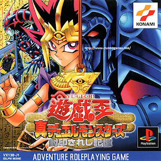 LINK DOWNLOAD GAMES Yu-GI-Oh ! Forbidden Memories iso ps1 FOR PC CLUBBIT