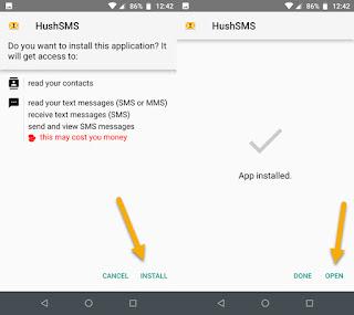 FRP Bypass Samsung Galaxy A3 2017 via HushSms