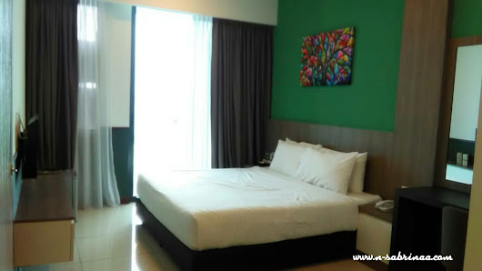Pengalaman menginap di Hotel D'Wharf Serviced and Residence Port Dickson