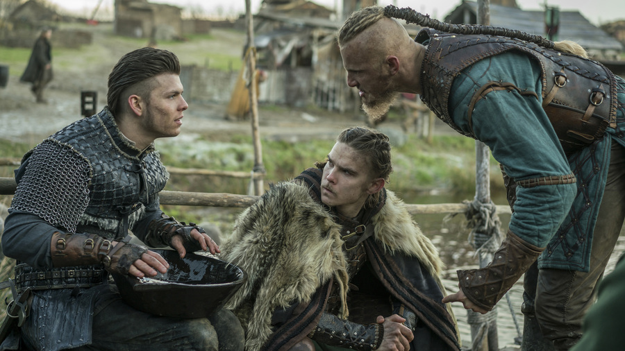 König Alfred Vikings