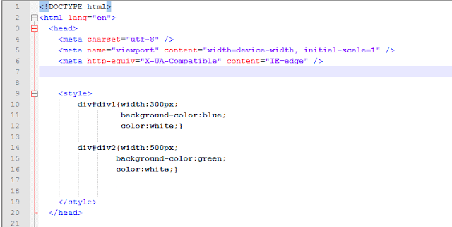 jago belajar html : block element dan inline element