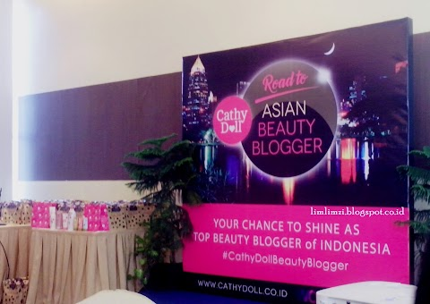 [EVENT REPORT] Cathy Doll Road to Asian Beauty Blogger