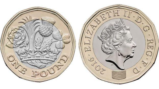 Почему фунт стоит больше четырех пенсов
