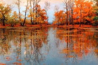 vistas con-resplandeciente-frescura-pinturas panoramas-arte-pinturas