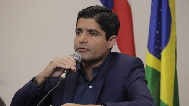 Apoio Bolsonaro, diz Neto sobre segundo turno à Presidência