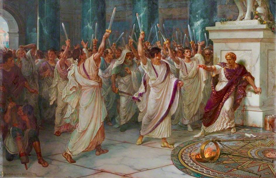 The early life and times of julius caesar