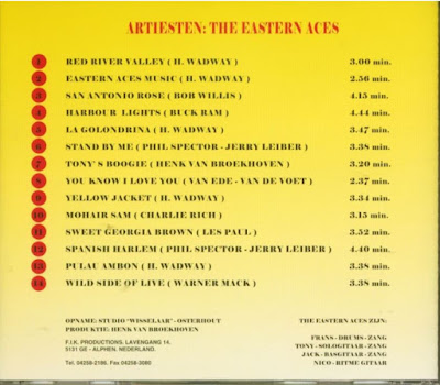 The Eastern Aces - Indorock