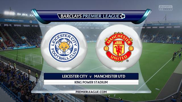 Prediksi Pertandingan Liga Inggris Leicester City vs Manchester United