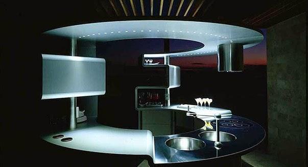 4 fashionable style of kitchen furniture