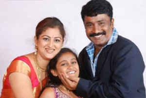 DeivaMagal Gayathri Unseen Family Photos | Rekha Krishnappa