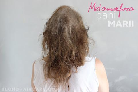 Metamorfoza włosów Pani Marii (3) - czytaj dalej »