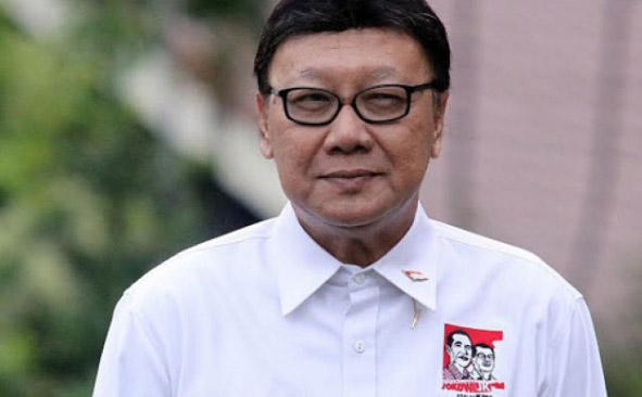 Tjahjo Kumolo Sangat Setuju Film Penumpasan G30S PKI di Revisi