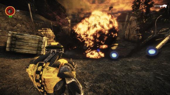 Iron Soul pc Screenshot 05