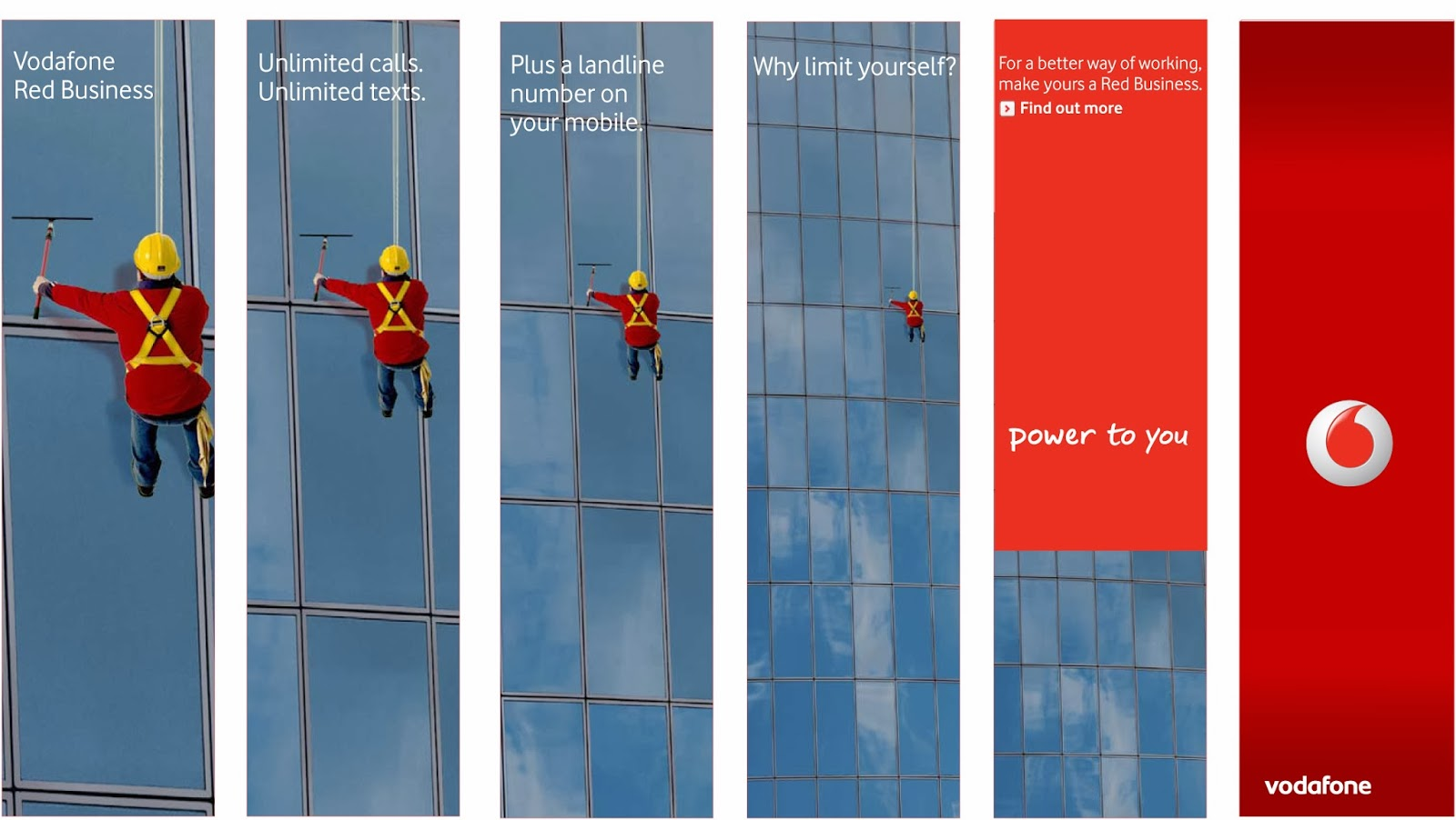 Murray Johns : Vodafone Red Business ATL