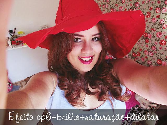 Filtro para foto profissional, selfie, desconhecida, ruiva, red hair, blog da phany, phany pinheiro, instagram, blog