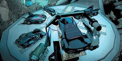 Proses Pembuatan Batmobile untuk DC Extended Universe Langsung dari Desainernya