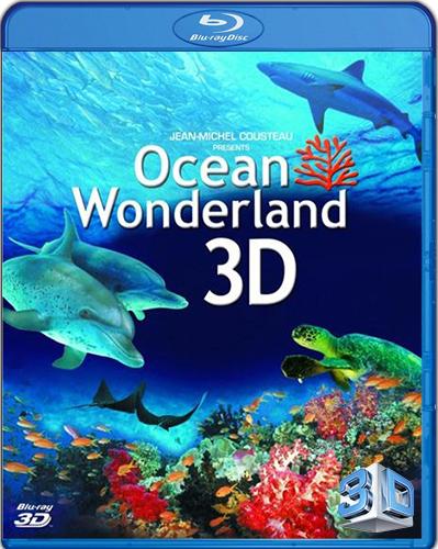 Ocean Wonderland [2003] [BD25] [Latino – Castellano] [2D + 3D]