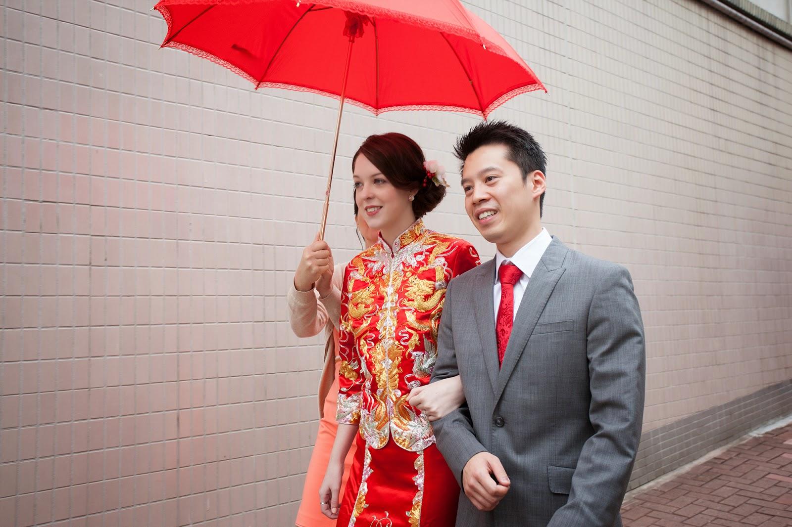 My Traditional Hong Kong Wedding P 1