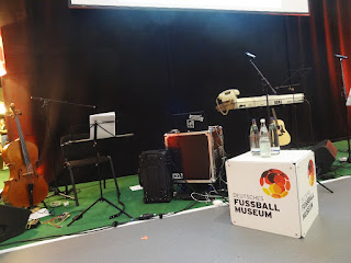 13.03.2017 Dortmund - Deutsches Fussballmuseum: The Mundorgel Project