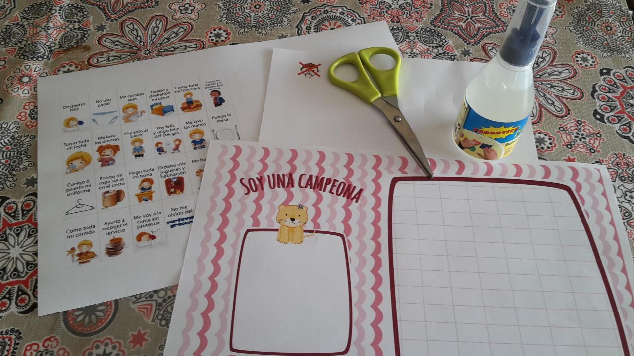 DIY: Calendario de recompensas - La Guinda de Limón