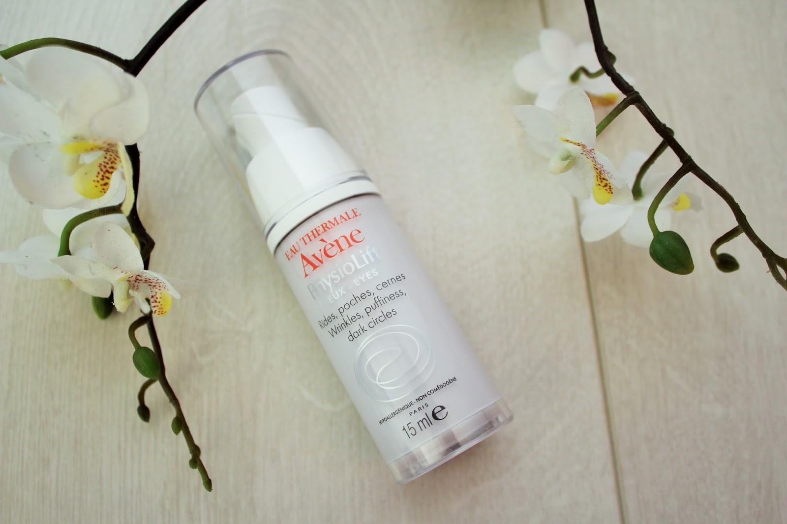 Avene PhysioLift range - Anti-Ageing skincare - Eye Cream