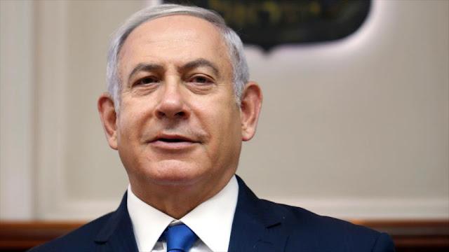 Netanyahu: Yo dije a Trump que salga del pacto nuclear con Irán