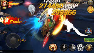 Romance Of Heroes Mod Apk unlimited money