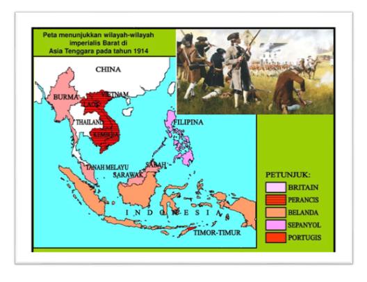 Mari Kita Belajar Sejarah Sejarah Tingkatan 5 Bab 1 Kemunculan Dan Perkembangan Nasionalisme Di Asia Tenggara