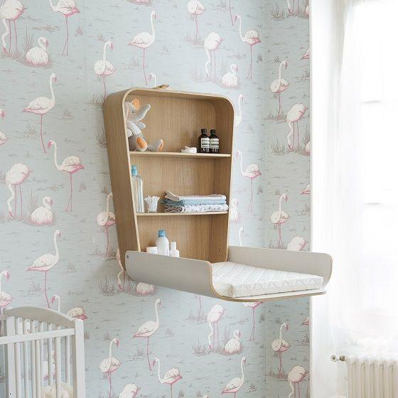 Ideas para decorar una habitaci n peque a for Mueble cambiador ikea