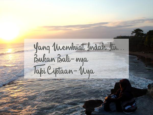 Mereka, Pernah Ada Menemani Hari-Hari Saya di Bali - 4