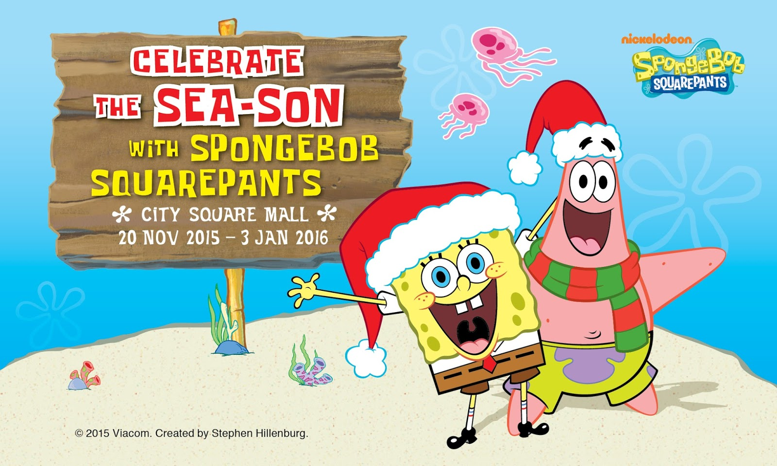 NickALive!: Nickelodeon Asia Invites You To Celebrate The Holiday