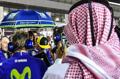 Konflik Qatar vs Saudi, Bagaimana Nasib MotoGP Losail?