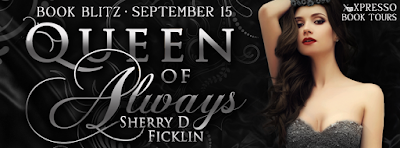 Queen of Always Book Blitz banner