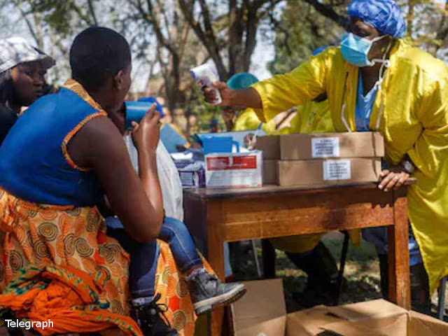 Cholera Outbreak in Zimbabwe Turns Drug-Resistant