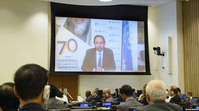 UN Rights Chief Calls out Israel over Detained Palestinian Kids