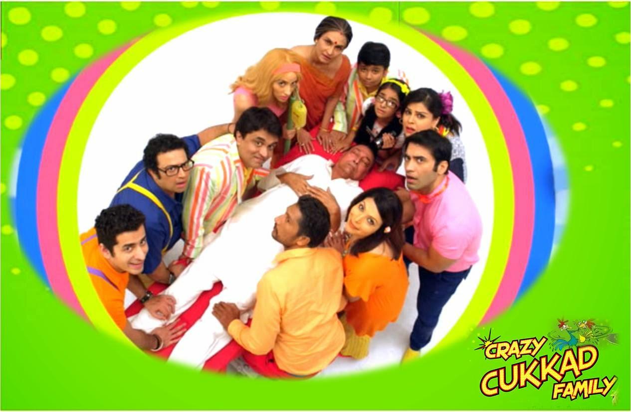 Crazy Cukkad Family poster