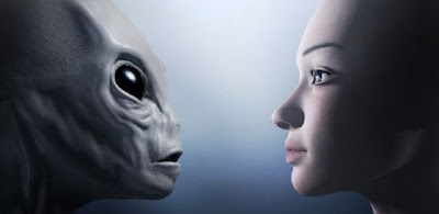 Human hybrids of the Alien kind.