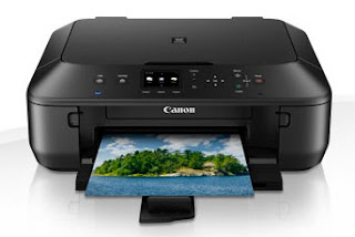 The quality of prints on plain paper is extremely smart Canon Pixma MG5550 Printer Drivers Download