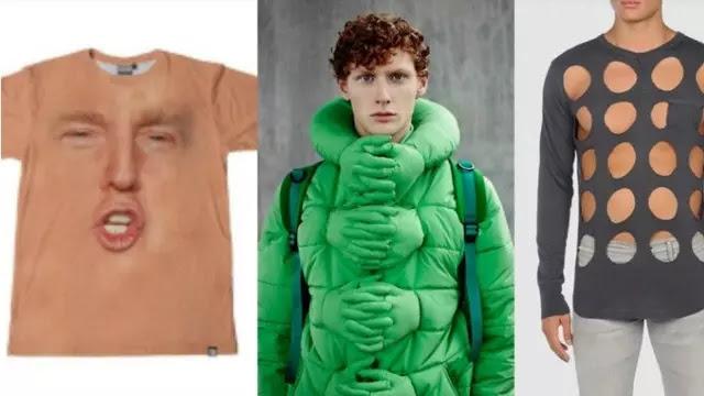 Model Baju Kekinian yang Bikin Enggak Habis Pikir