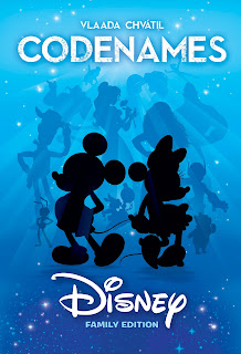 CODENAMES: Disney Family Edition