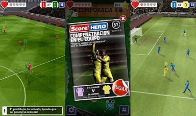 Download Score! Hero v1.56 Apk Mod Unlimited Money+Unlocked