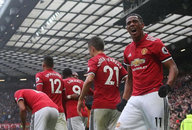 AGEN BOLA - Manchester United Meraih kemenangan 1-0 atas Brighton and Hove Albion