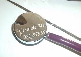 Foto Chest Piece Stetoskop ERKA Classic Warna Aubergine