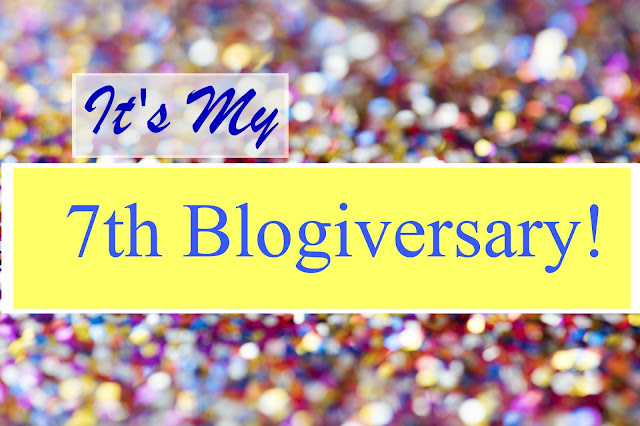 It's My 7th Blogiversary! --How Did I Get Here? My Amazing Genealogy Journey